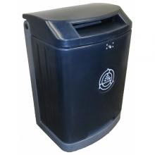 Genbrugscontainere 290 liter papir