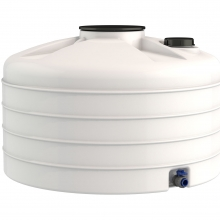 Cylindrisk Lagertank
